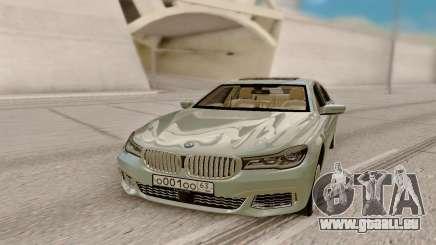 BMW 760LI M V12 für GTA San Andreas