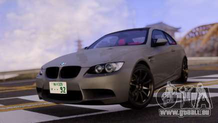 BMW E92 pour GTA San Andreas