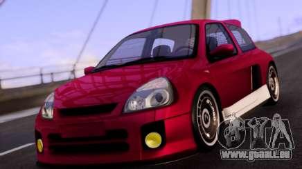 Renault Clio V6 Sport für GTA San Andreas