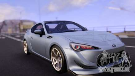 Subaru BRZ pour GTA San Andreas