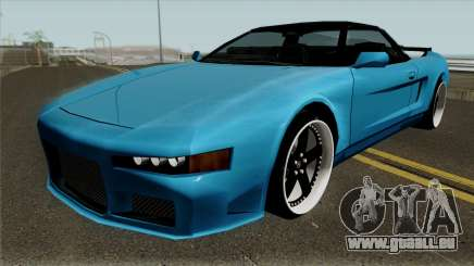 BlueRay Infernus NSX für GTA San Andreas