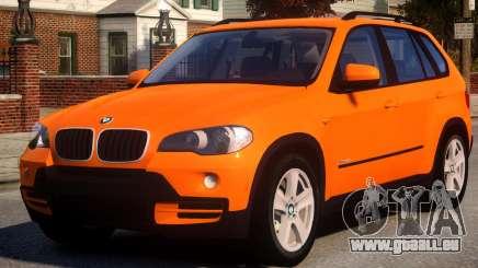 BMW X5 E70 V1.1 für GTA 4