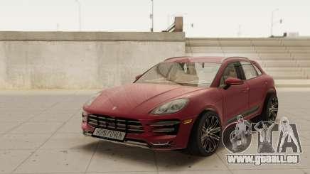Porsche Macan [ver. 1.0] pour GTA San Andreas