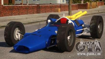 Lotus 38 pour GTA 4