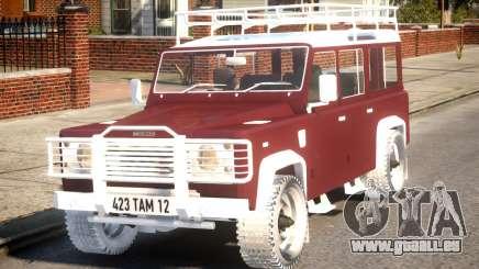 Land Rover Defender 110 pour GTA 4