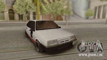 2109 Style Japonais pour GTA San Andreas
