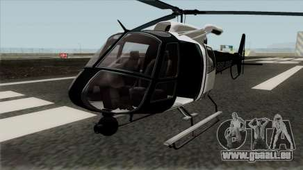 Buckingham Police Maverick GTA V für GTA San Andreas