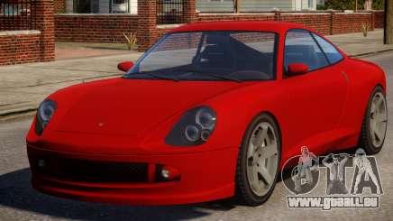 Porsche Mod für GTA 4
