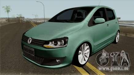 Volkswagen Fox 4P 2012 pour GTA San Andreas