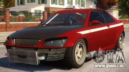 New Sultan RS für GTA 4