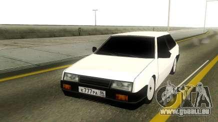 VAZ 2108 Rus Plate pour GTA San Andreas