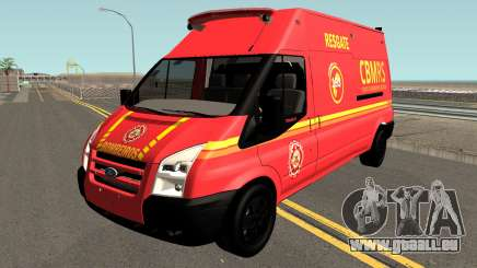 Ford Transit UR pour GTA San Andreas