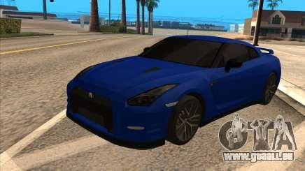 Nissan GT-R 35 für GTA San Andreas