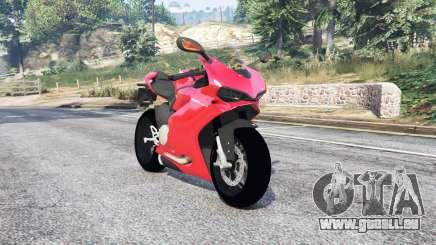 Ducati 1299 Panigale S 2015 v1.2 [replace] für GTA 5