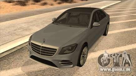 Mercedes-Benz S560 für GTA San Andreas