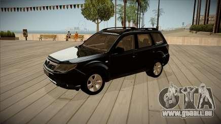 Subaru Forester 2012 für GTA San Andreas