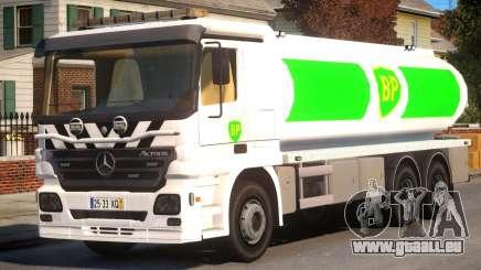 Mercedes-Benz BP Gas Fuel für GTA 4