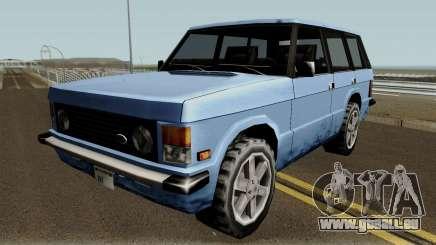 Huntley Classic 1990 pour GTA San Andreas