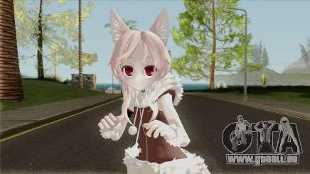Kitsune Tsuki Miko (Foxnet) pour GTA San Andreas