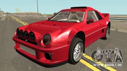 Vapid GB200 GTA V IVF für GTA San Andreas