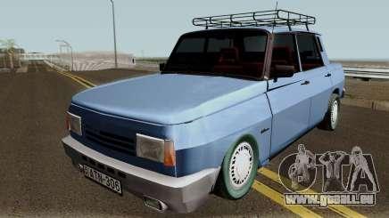 Wartburg 1300 (1989) pour GTA San Andreas