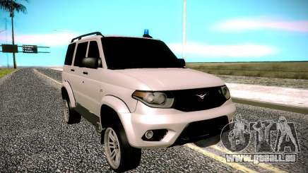 UAZ Patriot 2016 pour GTA San Andreas