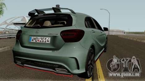 Mercedes-Benz A45 Edition 1 pour GTA San Andreas