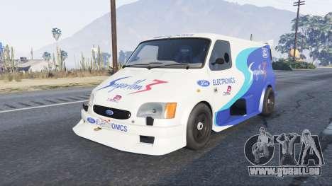 Ford Transit Supervan 3 2004 [replace] pour GTA 5