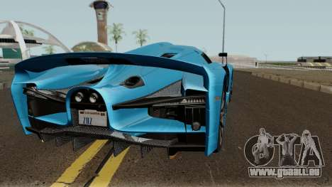 SCG SCG003S 2017 pour GTA San Andreas vue de droite
