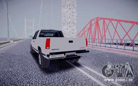 GMS Sierra für GTA San Andreas