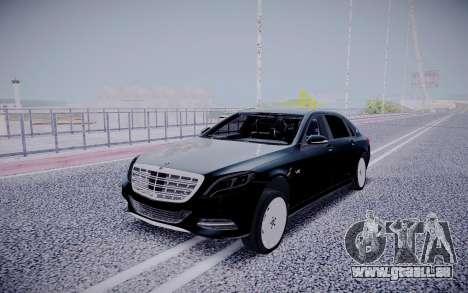 Mercedes-Benz S600 Maybach für GTA San Andreas