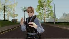 Ayane Police pour GTA San Andreas