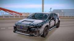 Subaru WRX STI 2017 Geometric pour GTA San Andreas