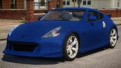 Nissan 370Z S-Tune V1 für GTA 4