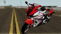 Honda CBR500R 2018 für GTA San Andreas