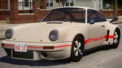 1974 Porsche 911 PJ4 pour GTA 4