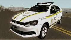 Volkswagen Voyage Brazilian Police für GTA San Andreas