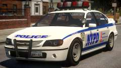 NYPD Police Patrol
