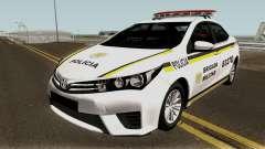 Toyota Corolla Brazilian Police für GTA San Andreas