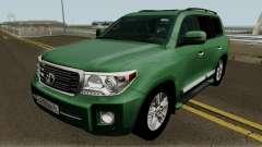 Toyota Land Cruiser 200 Government für GTA San Andreas