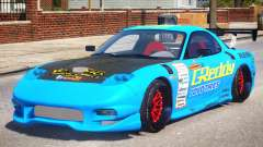 KJC Mazda RX-7 PJ1 pour GTA 4