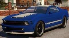 Vapid Dominator Stock für GTA 4