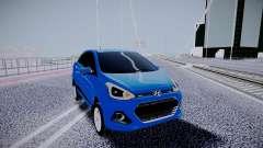 Kia Rio Sedan pour GTA San Andreas