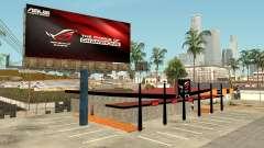 Asus ROG Store pour GTA San Andreas