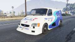 Ford Transit Supervan 3 2004 [replace] für GTA 5