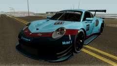 Porsche 911 RSR 2018 für GTA San Andreas