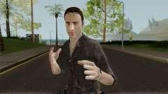 The Walking Dead Rick Grimes Movie Mod V1 pour GTA San Andreas