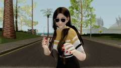 Mai Shiranui Korean Style 6 (Dead or Alive) pour GTA San Andreas