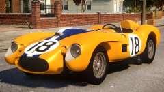 1957 Ferrari Testa Rossa PJ1 für GTA 4