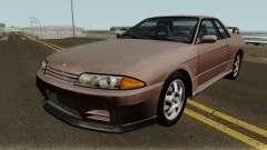 Nissan Skyline GT-R (BNR32) 1989 1.01 pour GTA San Andreas